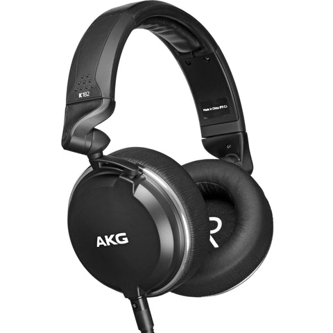 AKG K182 Pro Closed Back Monitor Headphones - L.A. Music - Canada's Favourite Music Store!