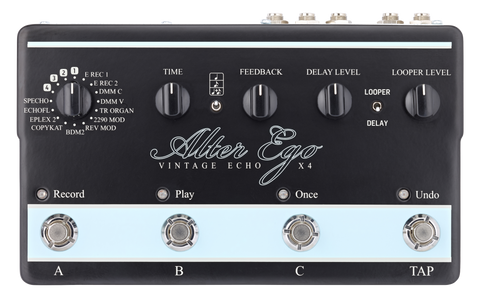TC Electronic Alter Ego X4 Delay