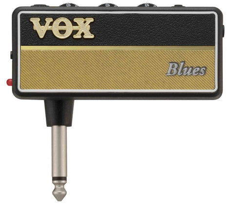 VOX  AP2BL Amplug2 Practice Headphone Amp with aux in, Blues, Rhythms and FX