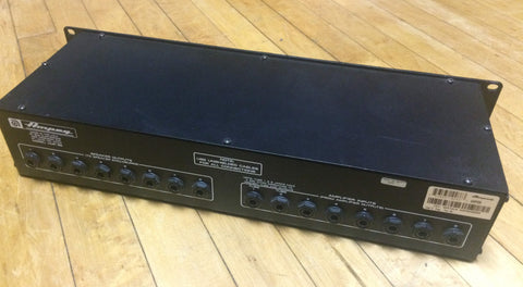 Ampeg AMPSB2 Amp Selector used