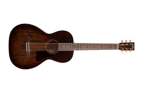 Art and Lutherie Roadhouse Parlor Roadhouse Bourbon Burst A/E 042395