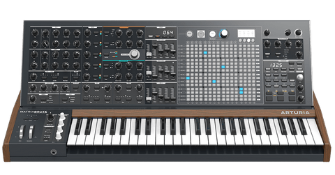 Arturia MATRIXBRUTE Powerful Analog Monophonic Synth