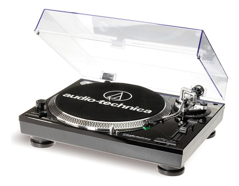 AUDIO TECHNICA TURNTABLE ATLP120-USB-BLK