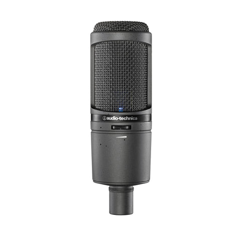 Audio Technica AT2020USBi Cardioid Condenser USB Microphone - L.A. Music - Canada's Favourite Music Store!