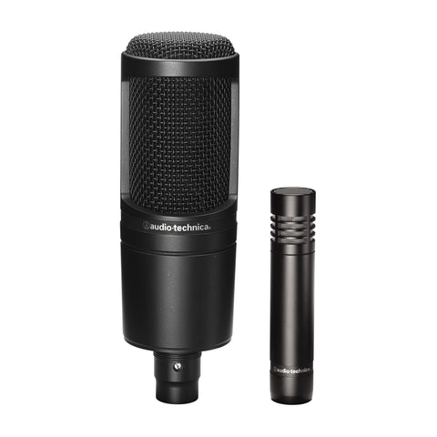Audio Technica AT2041SP AT2020 and AT2021 Microphone Pack