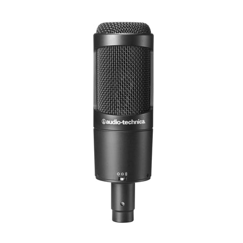 Audio Technica AT2050 MultiPattern Large Diaphragm Condenser Microphone - L.A. Music - Canada's Favourite Music Store!