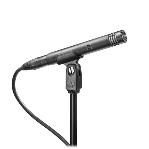 Audio Technica AT4021 Cardioid Condenser Microphone - L.A. Music - Canada's Favourite Music Store!
