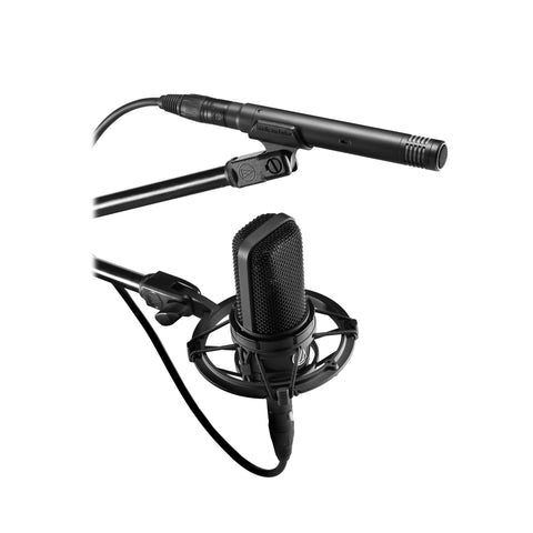 Audio Technica AT4040SP Studio Microphone Pack - L.A. Music - Canada's Favourite Music Store!
