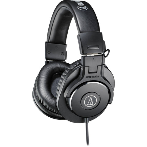 Audio-Technica ATH-M30x Headphones - L.A. Music - Canada's Favourite Music Store!