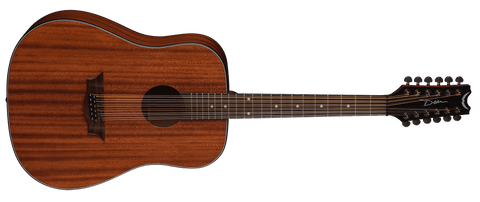 Dean AXS DREADNOUGHT 12 STRING MAHOGANY