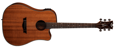 Dean AXS DREADNOUGHT CUTAWAY Acoustic Electric MAHGOANY