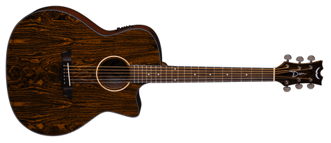 Dean AXS EXOTIC CUTAWAY Acoustic Electric CAIDIE