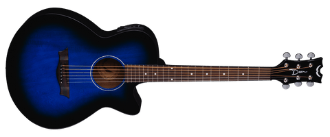 Dean AXS PERFORMER Acoustic Electric BLUE BURST