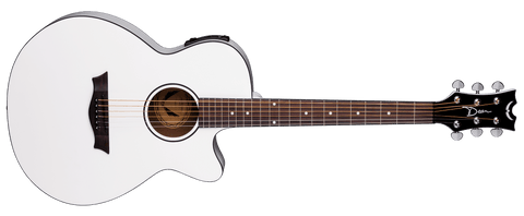 Dean AXS PERFORMER Acoustic Electric CLASSIC WHITE