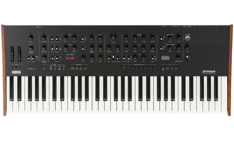Korg Prologue 16 16-Voice 61-Key Analog Synthesizer
