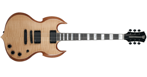 Wylde Audio Barbarian Raw Top Limited Edition Guitar