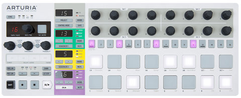 Arturia BEATSTEP PRO Feature Packed ProPad Controller