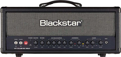 Blackstar CLUB50HMKII 50 watt Amplifier Head