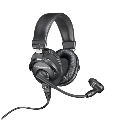 Audio Technica BPHS1 Broadcast Stereo Headset - L.A. Music - Canada's Favourite Music Store!