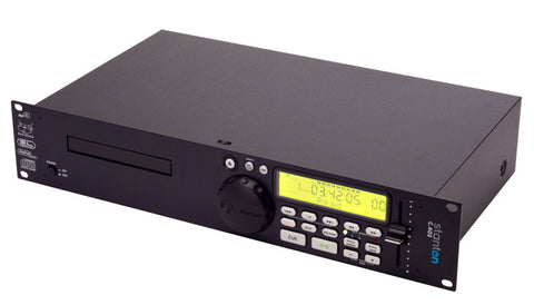 Stanton CD/MP3 Player Rack Single with XLR 110V C402