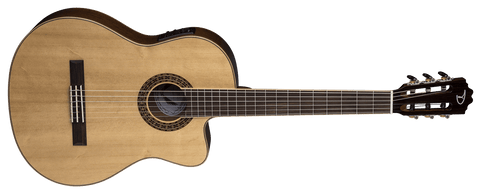 Dean ESPANA FUSION Acoustic Electric SOLID SPRUCE GLOSS NATURAL