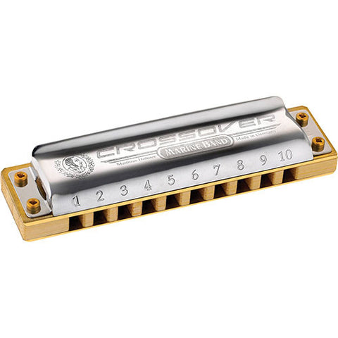 Hohner - Marine Band Crossover F - L.A. Music - Canada's Favourite Music Store!