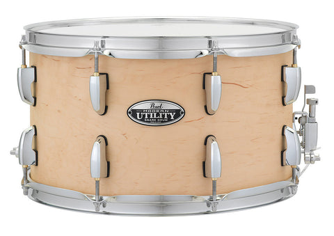 Pearl MUS1480M 14 X 8 MODERN UTILITY SNARE DRUM Matte Natural - L.A. Music - Canada's Favourite Music Store!