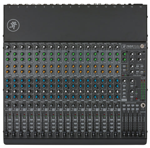 Mackie 1604 VLZ4 16-channel Compact 4-bus Mixer