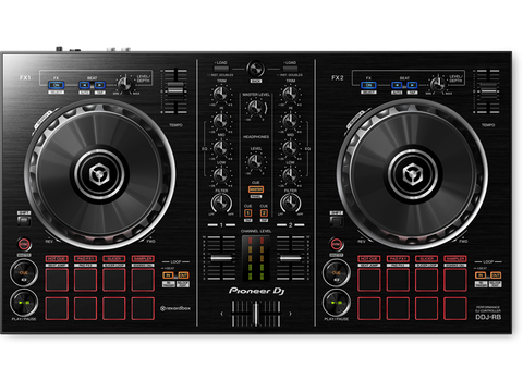 Pioneer DJ DDJ-RB 2-Channel Rekordbox Controller - L.A. Music - Canada's Favourite Music Store!