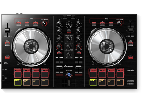 2 Channel Software Controller for Serato DJ Intro Software - L.A. Music - Canada's Favourite Music Store!