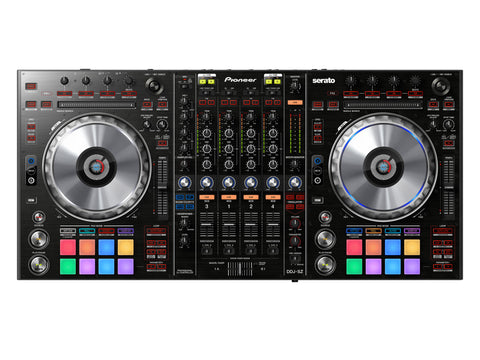 Pioneer 4 Channel Software Controller for Serato DJ Software - Black