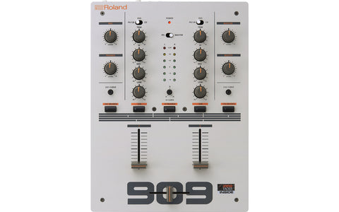 Roland DJ99 Celebration Product DJ Mixer limited Production run