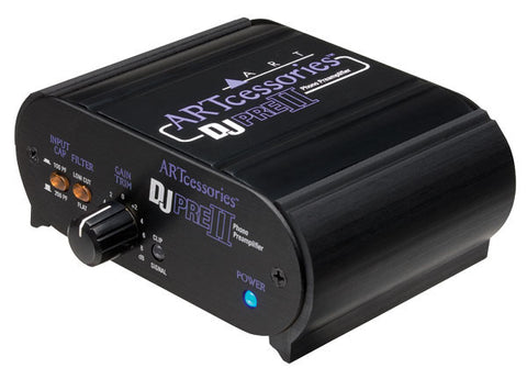 ART DJ PRE PHONO AMPLIFIER - L.A. Music - Canada's Favourite Music Store!