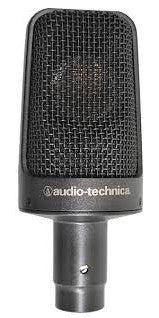Audio Technica AE3000 Instrument Condenser Microphone