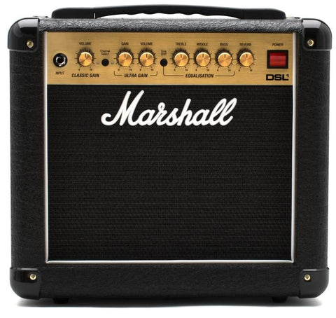 Marshall DSL1CR 1 WATT GUITAR COMBO AMPLIFIER