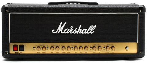 Marshall DSL100HR 100 Watt Guitar Amplifier HEAD