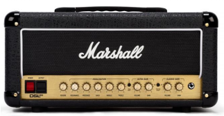 Marshall DSL20HR 20 Watt Guitar Amplifier HEAD