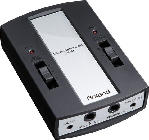 Roland Duo-Capture MK2 Audio Interface