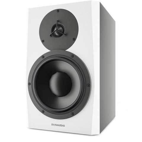 Dynaudio LYD 8 8'' Powered Reference Monitor, Each WHITE - L.A. Music - Canada's Favourite Music Store!