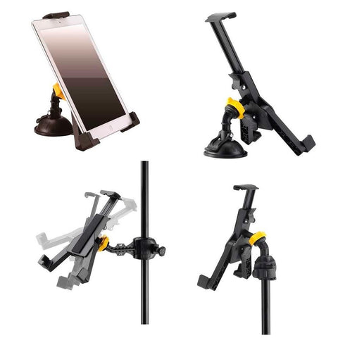 Hercules DG305B Stand Hercules DG305B Tablet Mount - L.A. Music - Canada's Favourite Music Store!