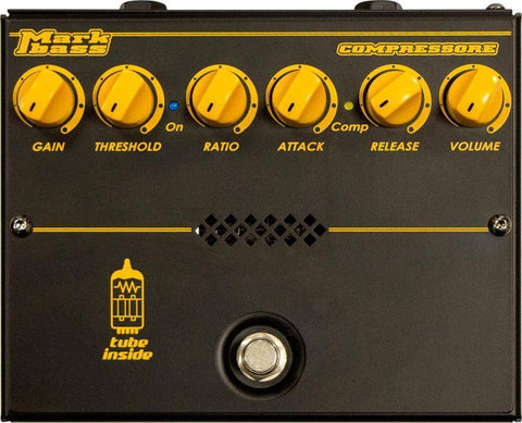 Markbass Compressore Tube With DI Box & True Bypass