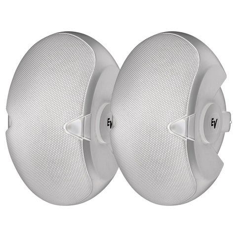 Electro Voice EVID 3.2 Series Wall Mount Speakers White - L.A. Music - Canada's Favourite Music Store!