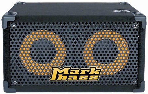 "Markbass TRAVELER102P 400w 8ohm 2 x 10"" cabinet - L.A. Music - Canada's Favourite Music Store!"