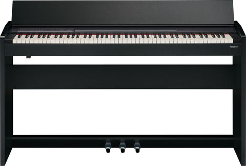 Roland F-130R Compact Digital Piano (Contemporary Black)