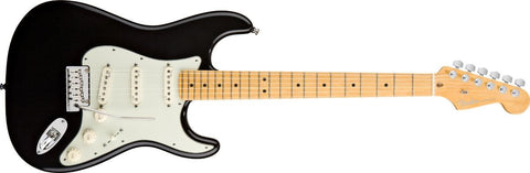 Fender American Deluxe Strat V Neck Black with Case