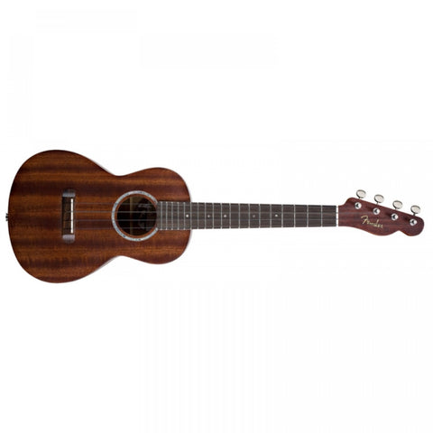 Fender Ukulele Pa'ina E Solid Mahogany 0955620021 - L.A. Music - Canada's Favourite Music Store!