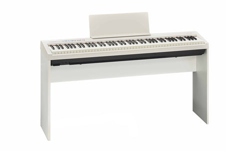 Roland FP-30-WHWS Digital Piano White With Stand (KSC-70-WH) White