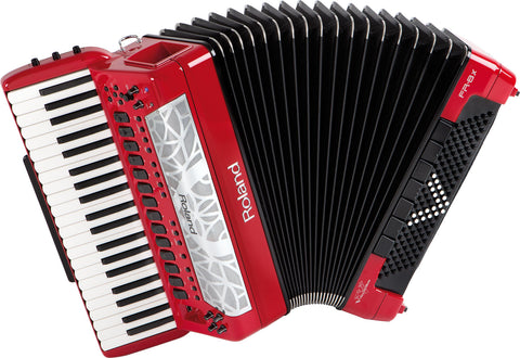 Roland FR-8X-RD Red Piano type V-Accordion