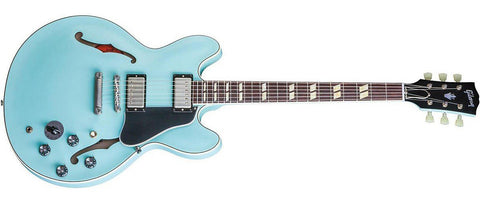 Gibson 2016 '64 ES-345 VOS - Seafoam Green Limited Edition