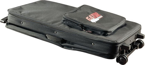 Gator G PAR 38 Carrier 38's on wheels with pullout handle. Storage Case floor model clearance - L.A. Music - Canada's Favourite Music Store!